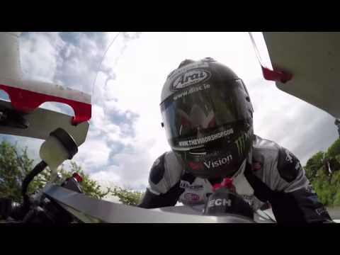 Isle of Man TT 2015 - Balls to the Wall