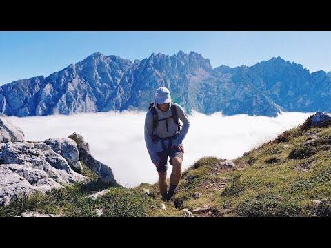 Hiking 90 Miles Alone In Picos De Europa Spain
