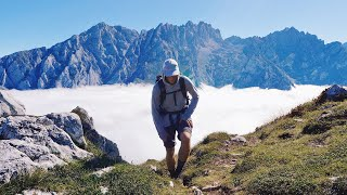 Hiking 90 Miles Alone in Picos de Europa Spain