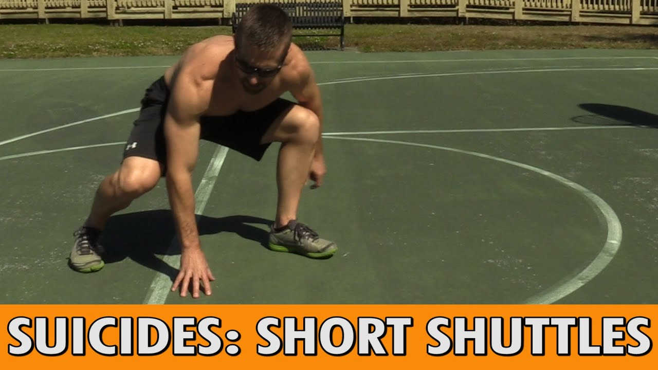 Image result for Shuttle Runs (aka - Suicide Sprints) exercise