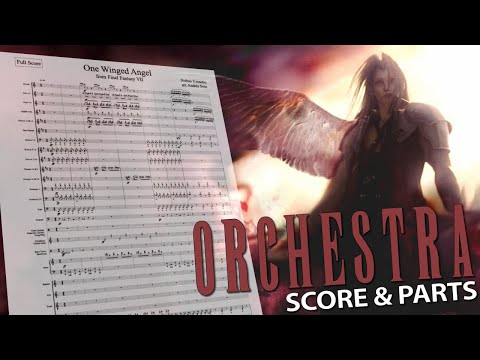 FFVII: One Winged Angel | Orchestral Cover