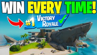 How to Win EVERY TIME in Fortnite Season 2 Chapter 2! - EASY & FUN! (Henchmen Boss + Vaults)