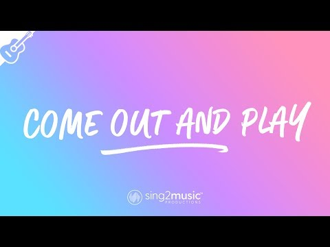 Come Out And Play (Acoustic Guitar Karaoke) Billie Eilish
