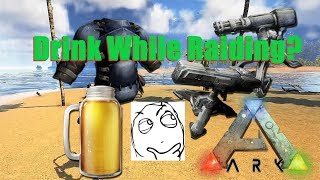 ARK - Testing Beers affect on Flak Durability
