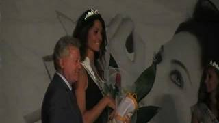 Susanna Mussi é Miss Wella Professionals Liguria,Miss Italia 2011 Selezioni,Ventimiglia.HQ