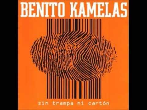 Benito Kamelas - Sin trampa ni carton - Album completo