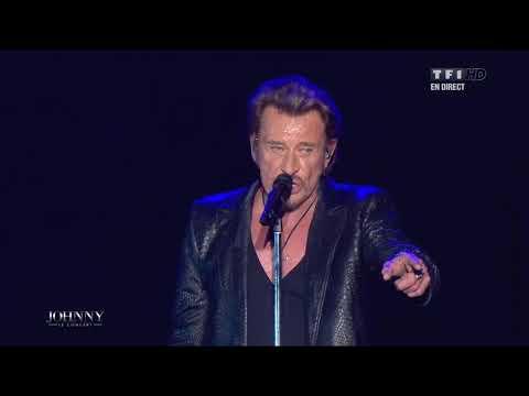 2013   Johnny Hallyday   Bercy   Concert Anniversaire HD