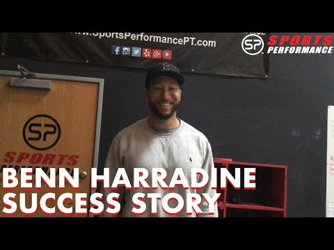 Benn Harradine Success Story   Sports Performance Physical Therapy