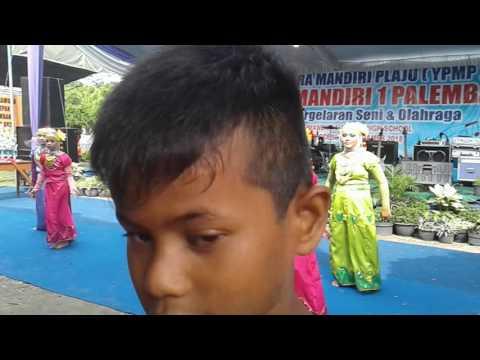 Tari Kipas Batuta Kontenporer MI Azharyah Palembang