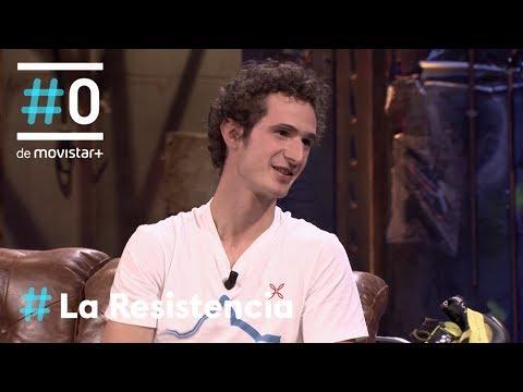 LA RESISTENCIA - Entrevista A Adam Ondra | #LaResistencia 19.09.2018