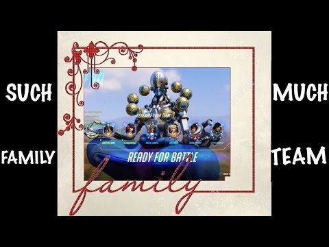 Toxic Overwatch Central:   Working As Well As A Dysfunctional Family