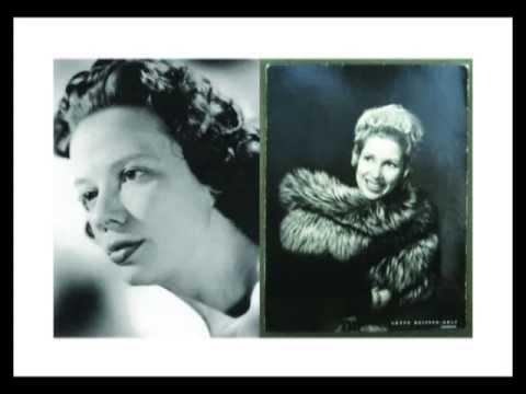 Trio & Finale - Le Comte Ory. Alexander Young, Elizabeth Harwood, Patricia Kern. Sadlers Wells 1963