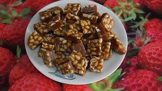 Рецепт домашнего щербета с арахисом Просто и вкусно