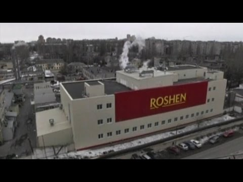 В Липецке началась ликвидация фабрики Roshen