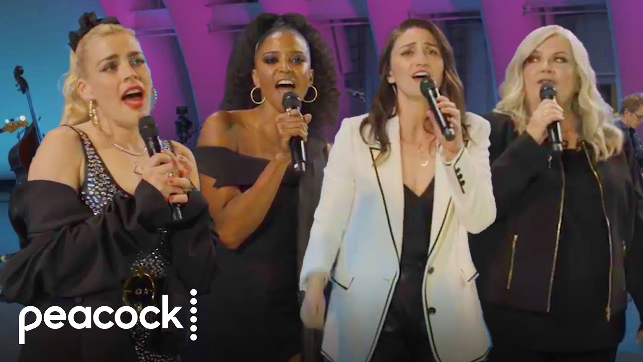 "Download Girls5eva | ""4 Stars"" LIVE!—Sara Bareilles, Renée Elise Goldsberry, Busy Philipps & Paula Pell"