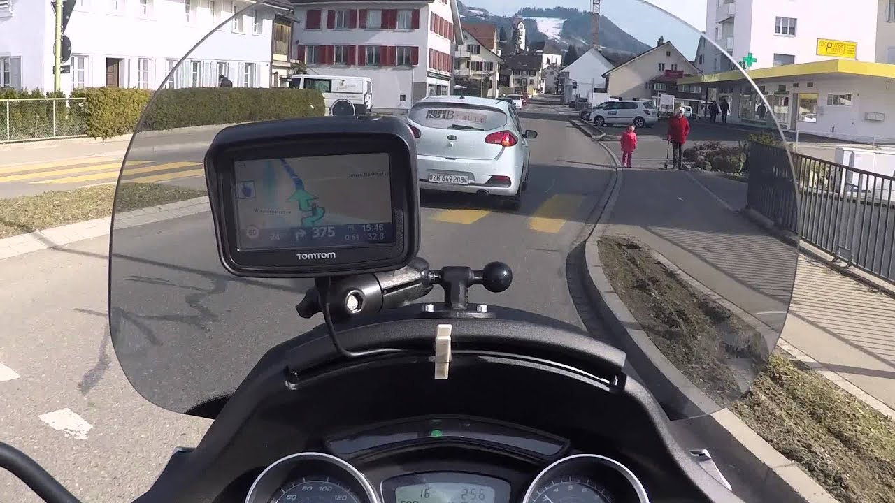 piaggio mp3 500 tour maur wald mit gopro youtube. Black Bedroom Furniture Sets. Home Design Ideas