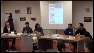 Conférence Ecrire le Sport #1 : des histoires du sport