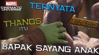 Thanos Sayang Banget Sama Gamora ! Avengers Infinity War Trailer 2 Breakdown Indonesia