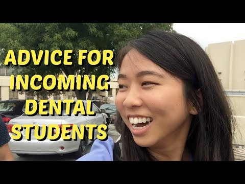 Advice For Incoming Dental Students From My Classmates! || Brittany Goes to Dental School