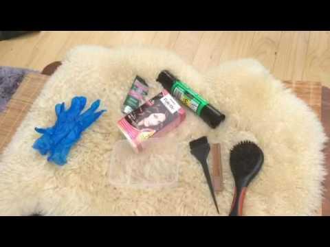 how to clean sheepskin rug youtube