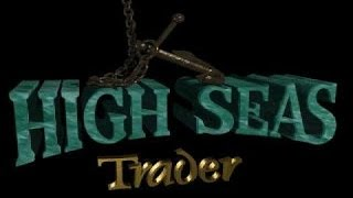 High Seas Trader gameplay (PC Game, 1995)