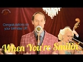 Download When You're Smilin'- Gunhild Carling LIVE- Ulf Carling Vocals/trumpet- MP3 song and Music Video