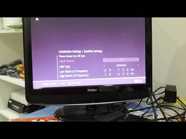 How To Reinstall Astro Channel For Missing Channel.