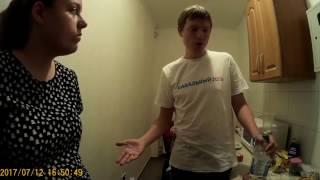 Посещение штаба Навального в г.Новокузнецке. Интервью