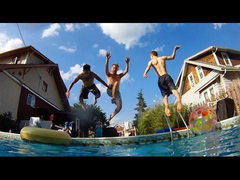 Lamborn Pool Party