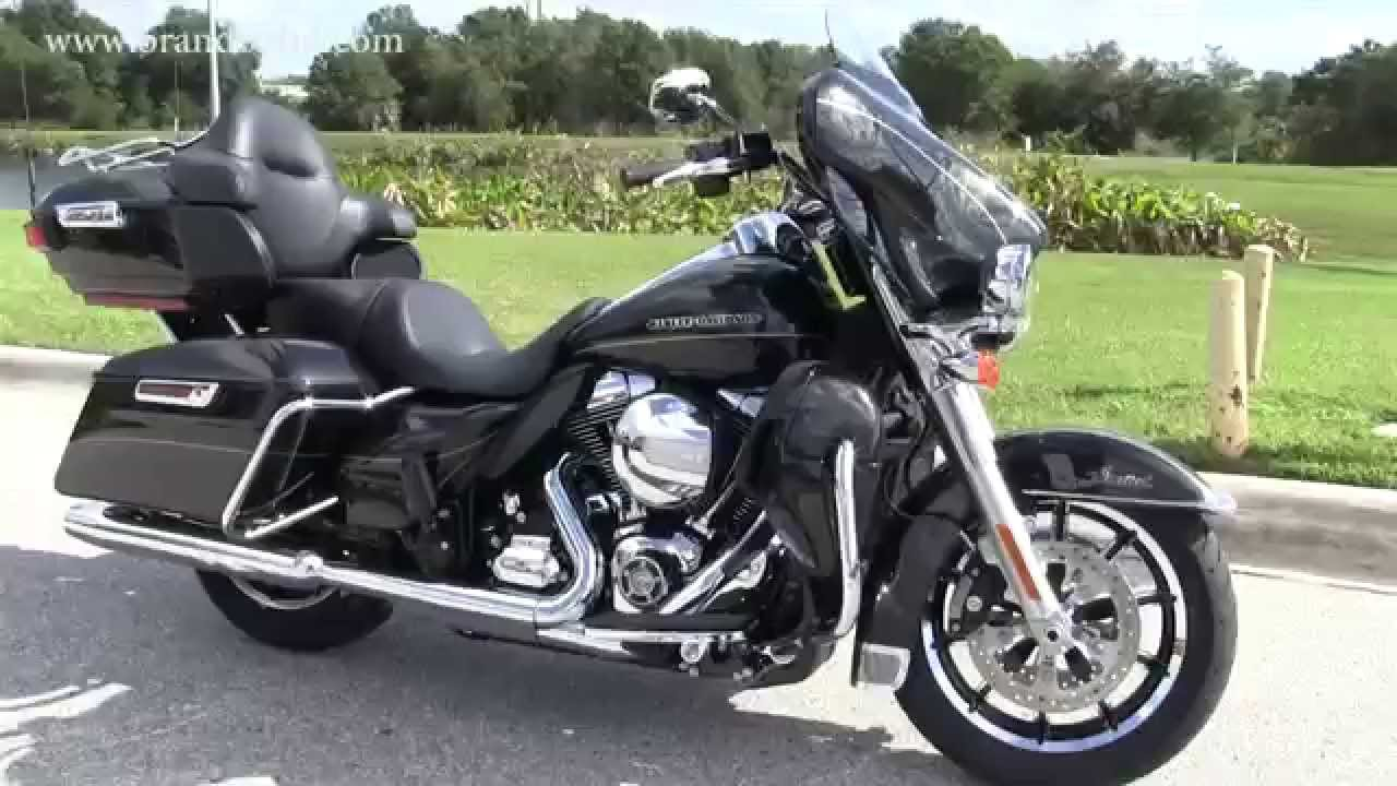 Harley Davidson Ultra Limited Low Specs