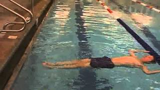 Elementary Backstroke - The Basics