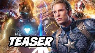 Avengers 4 Trailer News - Plot Teaser Breakdown