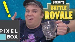 FORTNITE'OWE SZALEŃSTWO!!! - PIXEL-BOX-LUTY