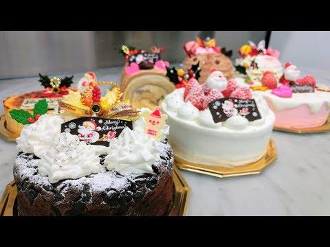 密着24時!クリスマスのケーキ屋さん2018年