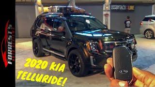 FUTURE SUV CHAMP?!---2020 Kia Telluride (Pre-Production) In-Depth Look