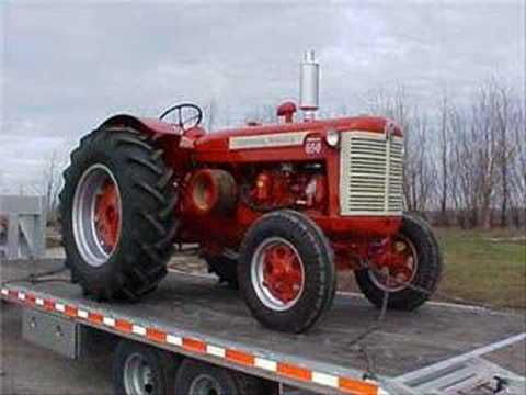 Craig Morgan- International Harvester