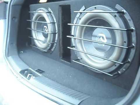 Корпус ФИ под 2 Урала Ural в Hyundai I30