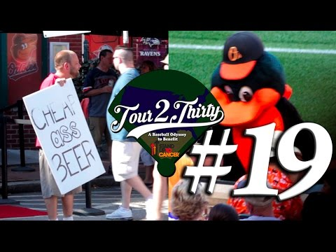 Tour 2 Thirty - Ballpark #19 of 30 - Orioles Park at Camden Yards [Orioles vs. Tigers]