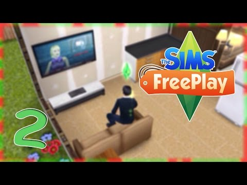 Sims FreePlay #2 -Парк-