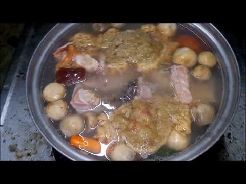 Boiled fish with Fish eggs -  Asian Food