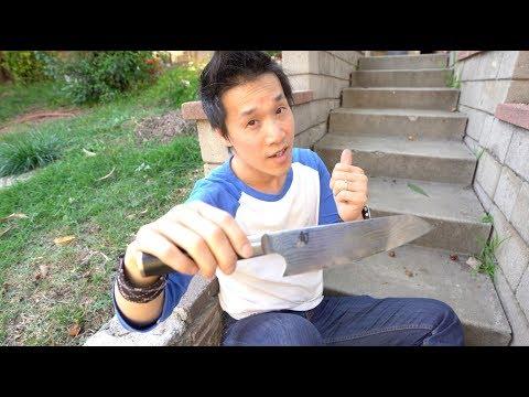 Restoring Knife Using Retaining Wall And Brick