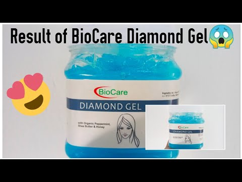 Amazing Result Of BioCare Diamond Gel |Benefits & Review| Raihana's Site