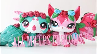 All My LPS Customs UPDATED