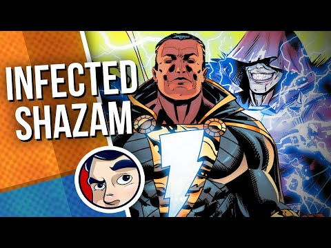 Black Adam Vs Infected Shazam - Complete Story | Comicstorian