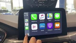 📣TUTO📣 Amandine vous explique comment fonctionne la CarPlay sur le nouveau Ford Kuga