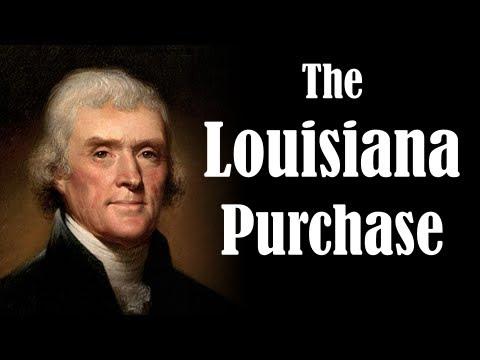 The Louisiana Purchase