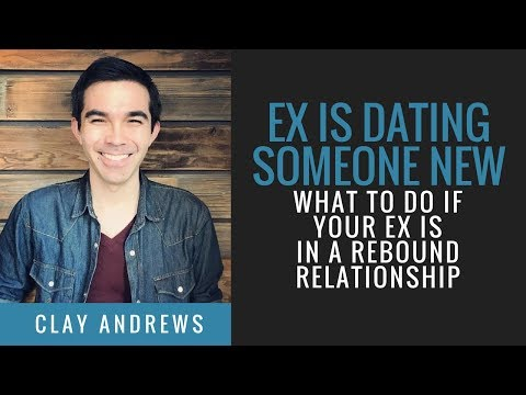 ex is dating someone after 2 months