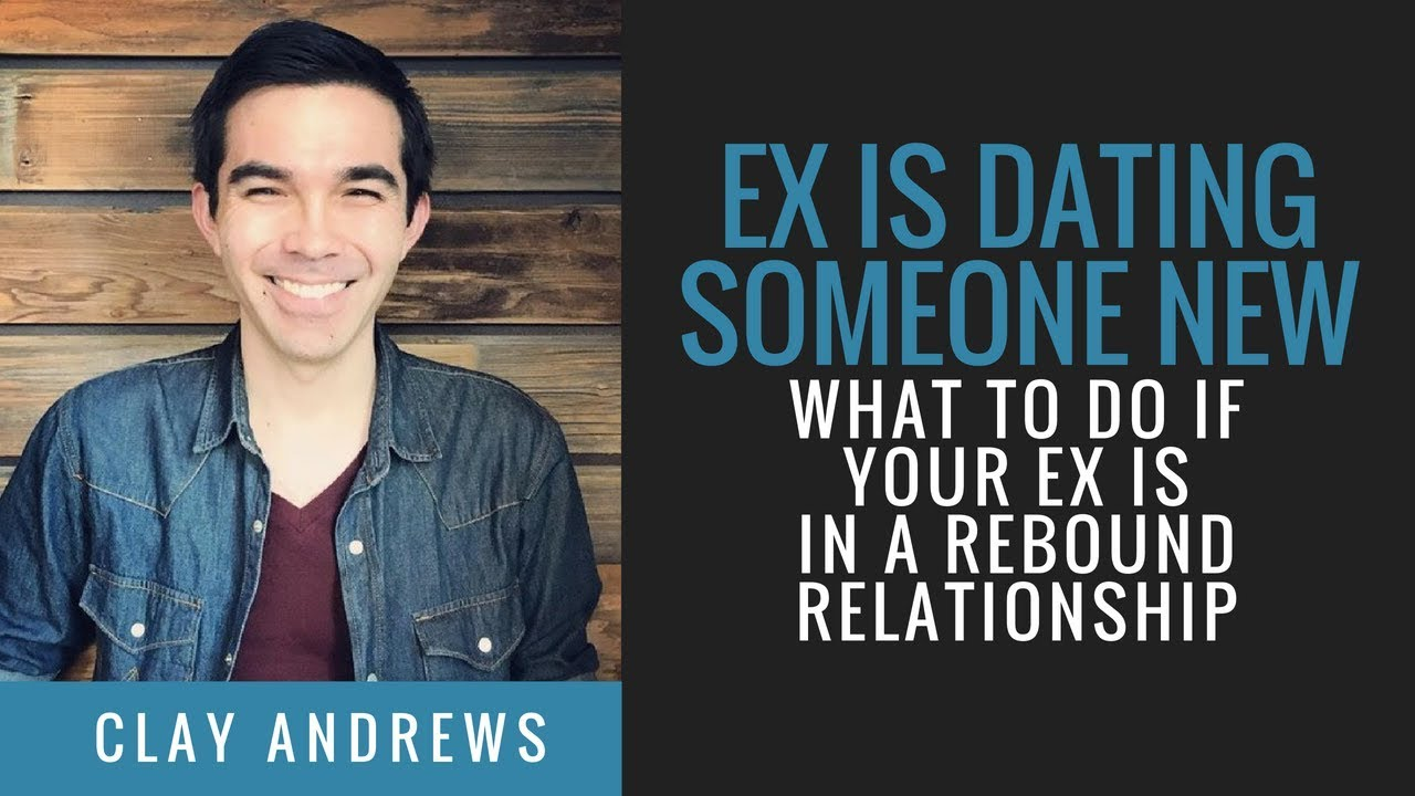 What to do when your ex is dating someone