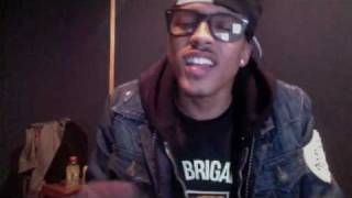 "August Alsina- ""Treat You Good"" on Valentine"