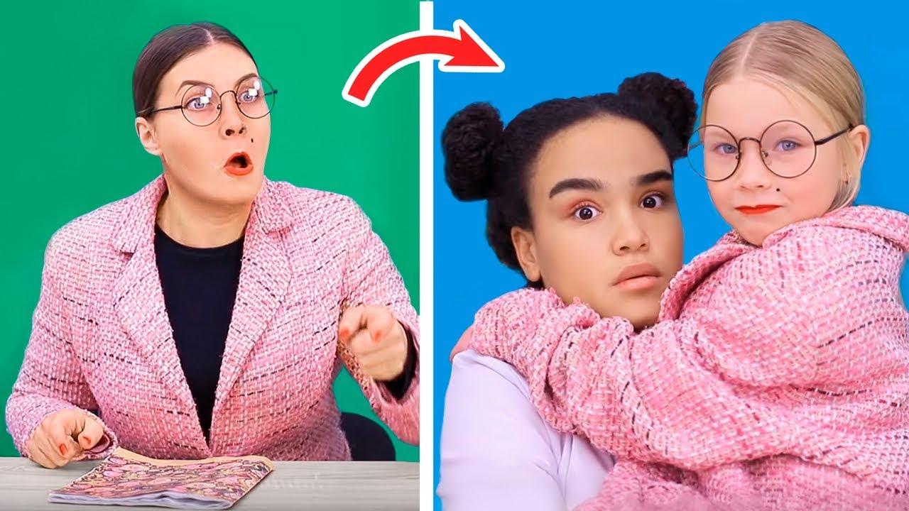 Школьные принадлежности для куклы ЛОЛ – 13 идей!